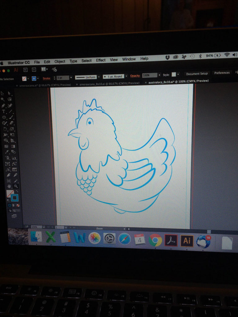 06_australorp_blue_outline_rotated